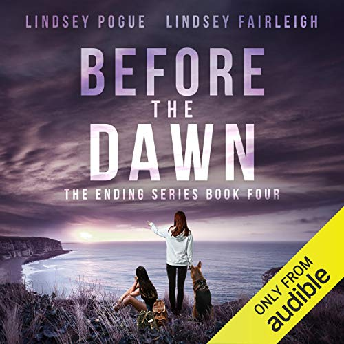 Couverture de Before the Dawn