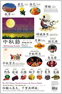 Chinese Festival Wall Chart: Mid-Autumn Festival - Traditional