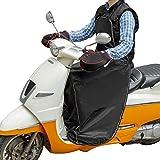 Coprigambe Scooter, Universale Coprigambe da Indossare per Scooter Impermeabile e Antivento per Scooter Fogli protettivi è teloni per Moto