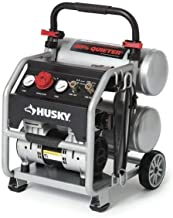 3 Pack 3 Compressors Garage Power Electrical 4.5 Gal. Portable Electric-Powered Silent Air Compressor Power tools Tires Toolings Contractor Mechanic Car auto Truck Automobile Autobody Shop Handyman