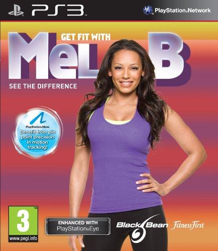 Get Fit With Mel B (PS3) [Importación inglesa]