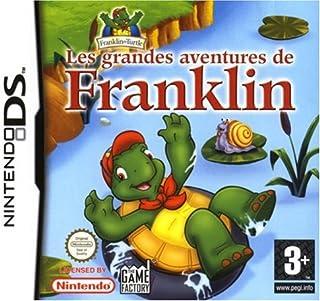 Third Party - Les Grandes Adventures de Franklin Occasion [ Nintendo DS ] - 5743211740086