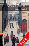 Stories from the Five Towns (Oxford Bookworms Library)CD Pack