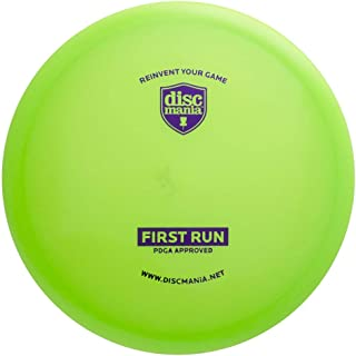 Discmania Limited Edition First Run C-Line MD5 Mid-Range Golf Disc [Colors May Vary]