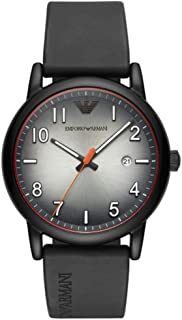 Emporio Armani AR11176 Black Steel 316 L Man Watch
