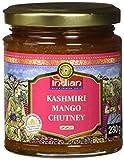 TRULY INDIAN Kashmiri Mango Chutney – Fruchtig-scharfe Fruchtpaste als Dip oder Fertigsauce für schnelle Gerichte – Indisch kochen mit natürlichen Zutaten – 6 x 230 g