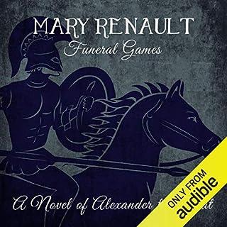 Funeral Games audiobook cover art