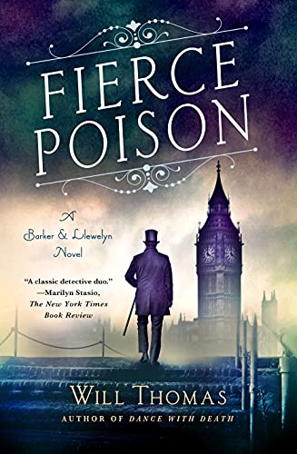 Fierce Poison: A Barker & Llewelyn Novel (English Edition)