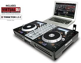 Numark MixDeck Express   Premium DJ Controller with CD & USB Playback [2011 Model]