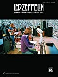 Led Zeppelin: Piano Sheet Music Anthology: Piano/Vocal/Guitar Sheet Music Songbook Collection