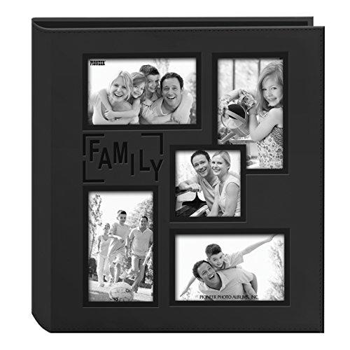 álbum de fotos hojas negras fabricante Pioneer