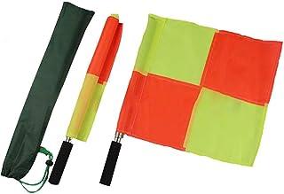 LeKing--Bandera de la Patrulla del árbitro del fútbol, Bandera de la Mano del árbitro del fútbol, Bandera de la señal del árbitro del fútbol, Bandera de Partida