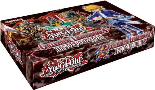 konami yu gi oh legendary collection set