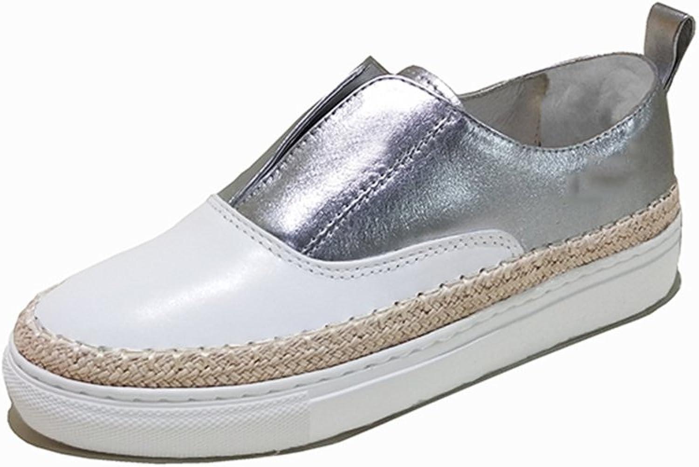 Woherren schuhe Nan Damen-Sommer-Schuhe, Lok Fu Schuhe, atmungsaktiv und bequem nach unten, für den Innenbereich, Wei, 35–38in drei Farben zur Auswahl, 1, EU36 UK3.5 CN35