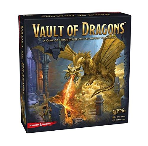 Gale Force Nine GF974002 Brettspiel Dungeons und Dragons: Thieves Guild Boardgame