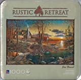 Jim Hansel 1000 Piece Puzzle Comforts of Home