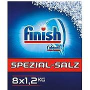 Finish Spezial-Salz Spülmaschinensalz, 1er Pack (1 x 1,2 kg)