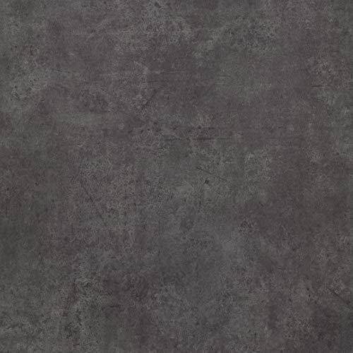 Allura Clickvinyl - Charcoal Concrete (Dunkler Beton), 60x31,7cm, (1 Paket á 1,90m²) Designbelag Stein Optik, Industrial, für Wohn- und Gewerbebereich, strapazierfähig und pflegeleicht, Art. 62418CL5