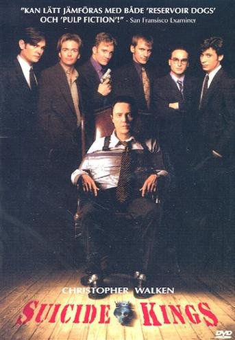 Suicide Kings - DVD - from 1997 by Peter O'Fallon with Christopher Walken and Denis Leary