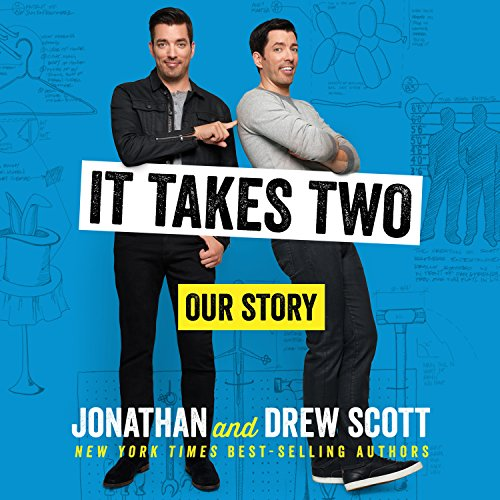 It Takes Two audiobook cover art