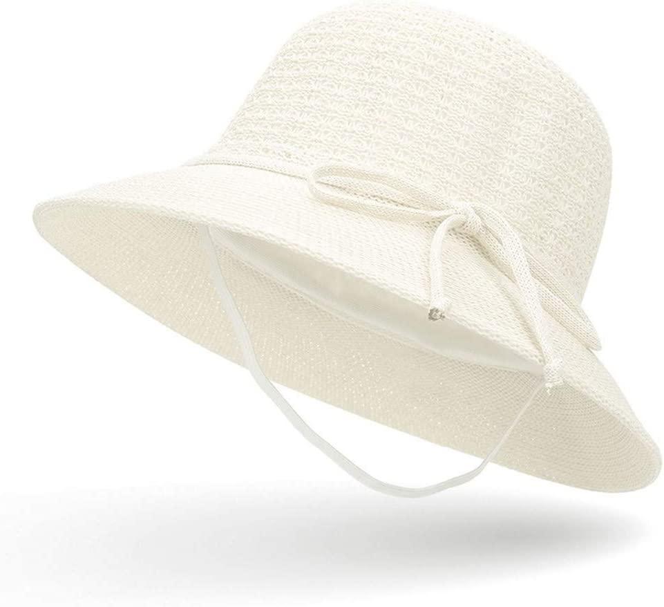 QQSA Outdoor Travel Shade Cap's Straw Cap' Hots Limited time specialty shop for free shipping Women
