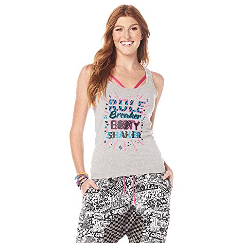 Zumba Dance Fitness Atmungsaktive Tank Workout Racerback Sportkleidung Damen
