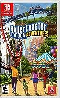 Rollercoaster Tycoon: Adventures - Nintendo Switch Standard Edition (輸入版)