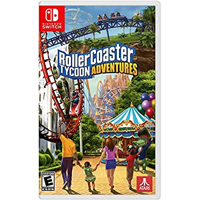 rollercoaster tycoon 3 switch