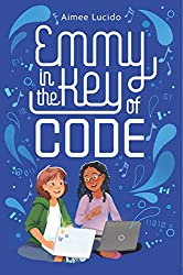 Middle-Grade Novels in Verse - emmy in the key of code
