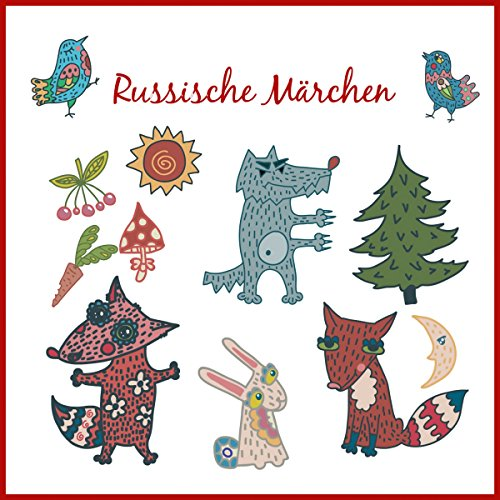 Russische Märchen audiobook cover art