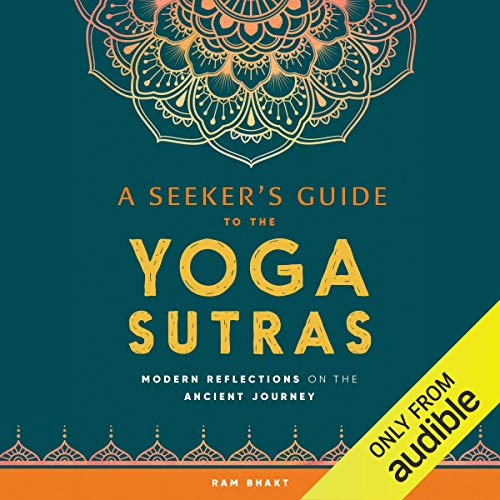 『A Seeker's Guide to the Yoga Sutras』のカバーアート