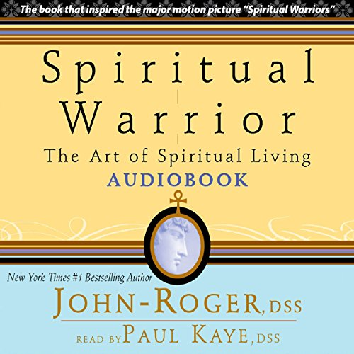 Spiritual Warrior audiobook cover art