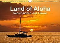 Hawaii - Land of Aloha (Wandkalender 2022 DIN A4 quer): Impressionen aus Hawaii (Monatskalender, 14 Seiten )