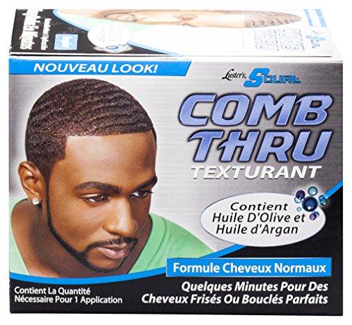 S-Curl Regular Comb Thru Texturizer REGULAR