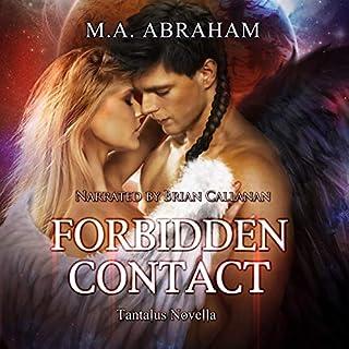 Forbidden Contact audiobook cover art