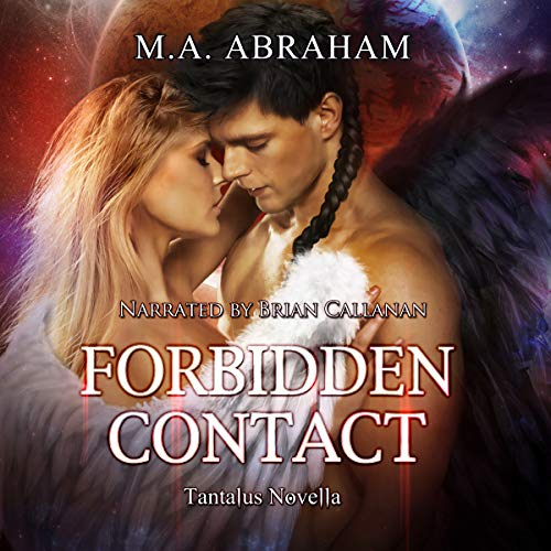 Forbidden Contact audiobook cover art