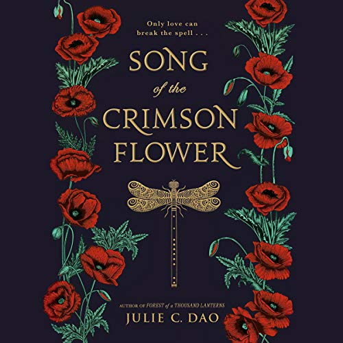 Song of the Crimson Flower cover art