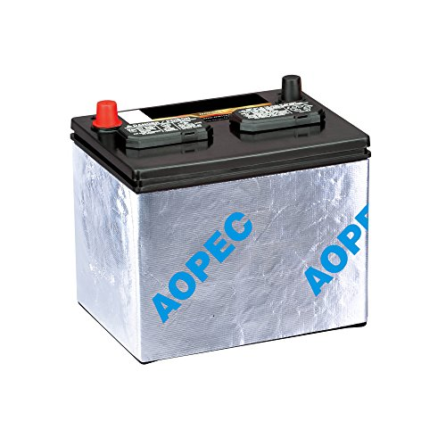 AOPEC Battery Insulation Kit (Fits Most Top And Side Mount