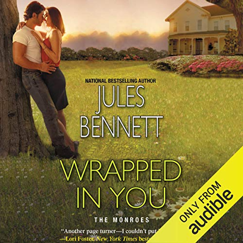 Wrapped in You audiobook cover art