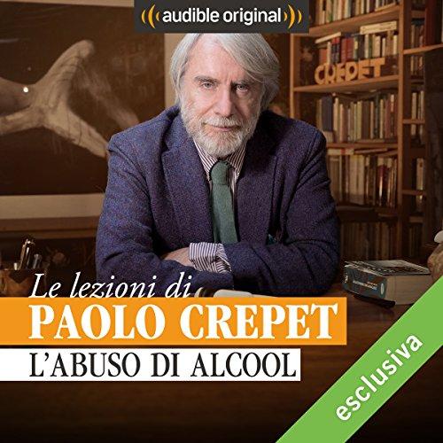 L'abuso di alcool audiobook cover art