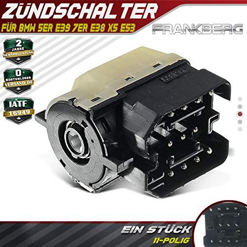 Zündschalter Startschalter Schalter für 5er E39 535i 540i 7er E38 X5 E53 1997-2006 61326901962