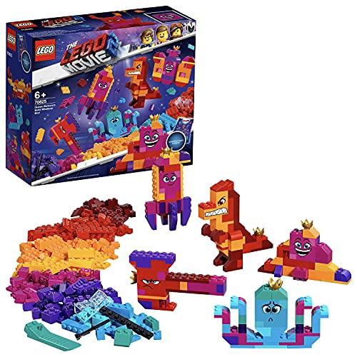 """LEGO 70825 Movie ¡Caja """"Construye lo Que Sea"""" de la Reina Soyloque!"""