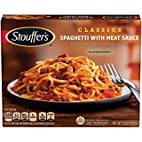 Stouffer's Spaghetti and Meat Sauce--No Preservatives, No Trans Fat 12 oz, Pack of 12