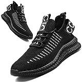 HIIGYL Zapatos Hombres Zapatos para Correr Zapatillas de Deporte...