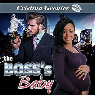 The Boss's Baby audiobook cover art