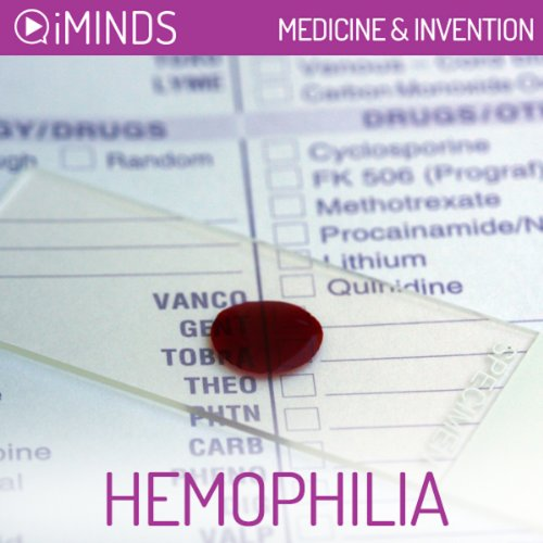 Hemophilia audiobook cover art