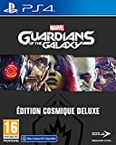 Marvel'S Guardians Of The Galaxy: Édition Cosmique Deluxe (Playstation 4)