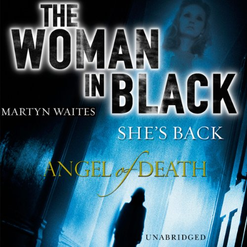 The Woman in Black: Angel of Death audiobook cover art