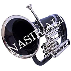 Nasir Ali 3 valve Euphonium