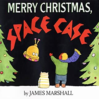 Merry Christmas, Space Case cover art